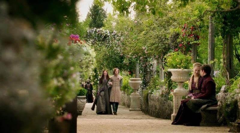 Arboretum Trsteno, Gardens of King's Landing