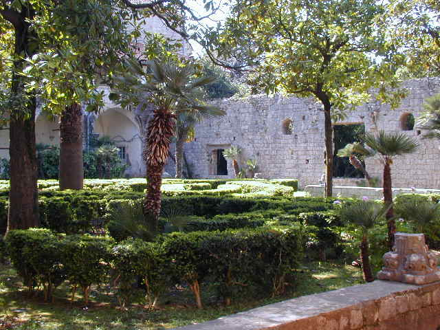 Lokrum Franciscan Monestery Gardens, great location for a day out