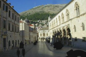 Old Town Dubrovnik Corona virus free